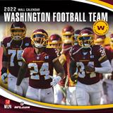 Washington Football Team 2022 Mini Wall Calendar