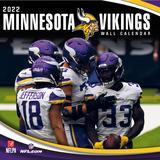 Minnesota Vikings 2022 Mini Wall Calendar