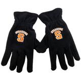 Donegal Bay NCAA Syracuse Orange Boy's Fleece Gloves