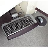 "Cotytech 5.5"" H x 27.5"" W Desk Keyboard Platform, Size 5.5 H x 27.5 W x 36.8 D in   Wayfair KS-849"