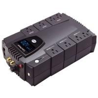 CyberPower Intelligent LCD 825 VA Desktop UPS - CP825AVRLCD