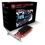 Sapphire AMD FirePro 2270 512MB DDR3 Dual DVI-I PCI-Express X16 Graphics Card Graphics Cards 100-505837