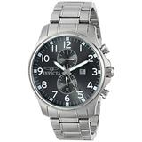 Invicta Men's 17073 Specialty Analog Display Swiss Quartz Silver Watch