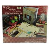 Scrapbook Album Kit Recipes to Remember