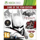 Batman: Arkham City: Game of the Year Edition (UK)