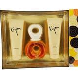 BIJAN by Bijan Perfume Gift Set for Women (SET-EDT SPRAY 2.5 OZ & BODY LOTION 3.3 OZ & SHOWER GEL 3.