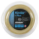 ASHAWAY Kevlar Plus 1.25/17G 720 Foot Tennis String Reel (Natural)