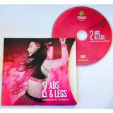 Zumba Fitness Abs & Legs DVD From The Target Zone DVD Set! Spanish/English!