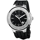 Charriol Celtic XL Men's Black Dial Black Rubber Strap Automatic Watch CE443AB.173.004