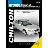 Hyundai Sonata (Chilton) Automotive Repair Manual 1999-2014 (Haynes Automotive Repair Manuals)