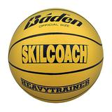 Baden SkilCoach 28.5-in. Heavy Trainer Rubber Basketball, Yellow