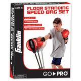 Franklin Sports MMA Youth Floor Standing Speed Bag Set, Multicolor