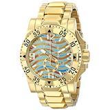 Invicta Men's 15976 Excursion Analog Display Swiss Quartz Gold Watch