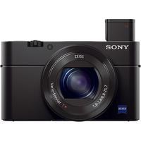 Sony DSC-RX100M3 20.1-Megapixel Digital Camera - Black - DSCRX100M3/B