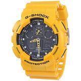 Casio G-Shock Analog-Digital Black Dial Men's Watch - GA-100A-9ADR (G273)