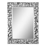 Ren Wil MT1126 Taylor Urban Glam Couture Boutique Wall Mirror Chrome