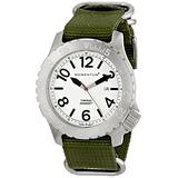 Momentum| Men's Sports Watch | Torpedo Dive Watch | Stainless Steel Watches for Men | Analog Watch with Japanese Movement | Water Resistant (200M/660FT) Classic Watch - Lume / 1M-DV74L7G