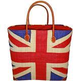 English Market Tote Bag, Handmade, From Madagascar