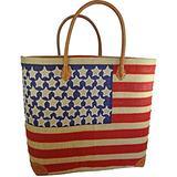 USA Market Tote Bag, Handmade, From Madagascar