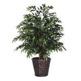 Vickerman 26254 - 4' Green Smilax Extra Full (TXX1440) Home Office Bushes