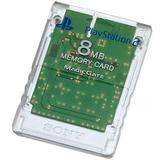 Playstation 2 専用メモリーカード(8MB)クリスタル