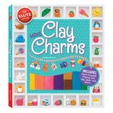Make Clay Charms by Klutz, Multicolor