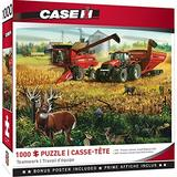 MasterPieces Farmall 1000 Puzzles Collection - Teamwork 1000 Piece Jigsaw Puzzle
