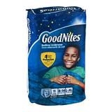 GoodNites Bedtime Underwear Boys L/XL 11 CT (Pack of 4)