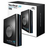 Vantec NexStar HX SATA III 6Gb/s Hard Drive Enclosure with USB 3.0, Black (NST-386S3-BK)