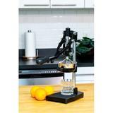 Frieling Cilio Press Pomegranate & Orange Citrus Juicer in Black/Orange, Size 19.0 H x 13.0 W x 9.5 D in   Wayfair C203349