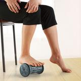 Gaiam Restore Hot and Cold Foot Roller, Multicolor