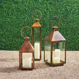 """Solano Lantern - 27-1/2"""" - Frontgate"""