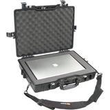 Pelican 1495 Laptop Computer Case with Foam (Black) 1495-000-110