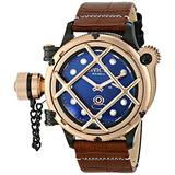 Invicta Men's 16360 Russian Diver Analog Display Mechanical Hand Wind Brown Watch
