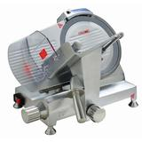 Eurodib Electric Meat Slicer in Gray, Size 23.5 H x 20.5 W x 15.75 D in | Wayfair HBS-250L