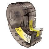 BRADY XSL-18-427 Cartridge Label, Clear/White, Labels/Roll: 250
