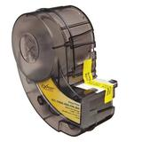 BRADY XSL-116-427 Printer Label, Black on Clear/White, Labels/Roll: 100
