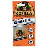 GORILLA GLUE 5201208 Glue, 2.0 oz, Bottle, Begins to Harden in 5 to 10 min 24