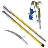 JAMESON FG-6PKG-1 FG Series Manual Pole Saw and Tree Pruner Kit
