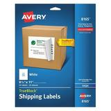 AVERY 727828165 Avery® Shipping Labels with TrueBlock® Technology for Inkjet