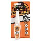 GORILLA GLUE 5201111 Glue Pen, 0.75 oz, Tube, Begins to Harden in 5 to 10 min