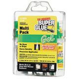 SUPER GLUE 15185 Instant Adhesive,2g Tube,Clear,PK12