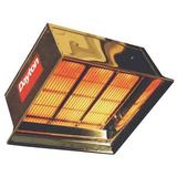 DAYTON 3E462 Commercial Infrared Heater, LP, 90,000 BtuH Input, 22 1/2 in H x