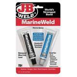 J-B WELD 8272 Epoxy Adhesive, Tube, 1.0 oz, Gray, 1:1 Mix Ratio, 6 hr