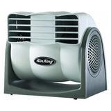 "AIR KING 9904 3"" Table & Floor Fan, Non-Oscillating, 2 Speeds, 120VAC"