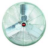 "DAYTON 1VCE9 Standard-Duty Industrial Fan 30"" Non-Oscillating, 115VAC,"