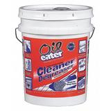 OIL EATER AOD5G35438 Cleaner Degreaser,Water-Based,5 Gal