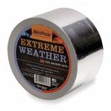 NASHUA 330X All Weather Foil Tape,72mm x 46m,Silver