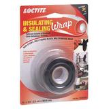 LOCTITE 1540599 Insulating and Sealing Wrap,Black