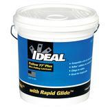 IDEAL 31-391 Wire Pulling Lubricant,1 gal. Bucket,Ylw